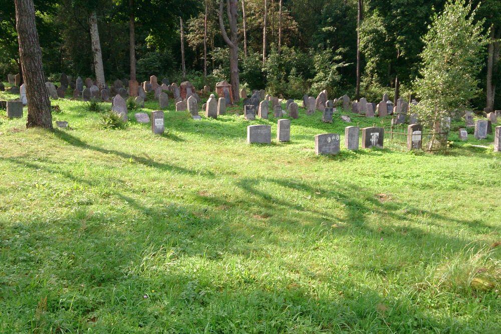 Joodse Begraafplaats Krāslava