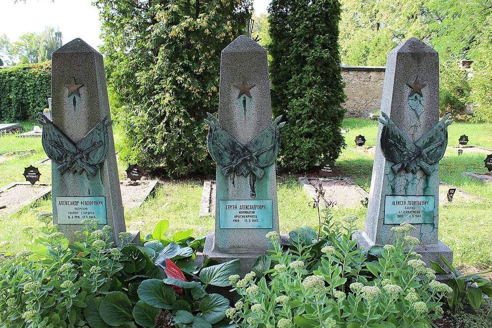 Soviet War Graves Brandys nad Labem