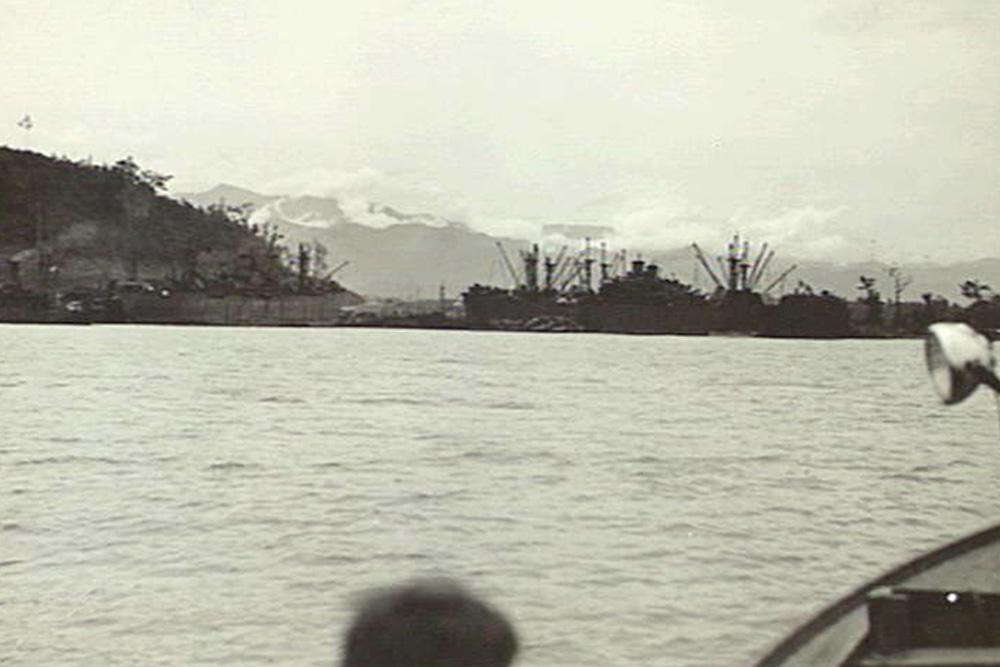 Lae Harbour
