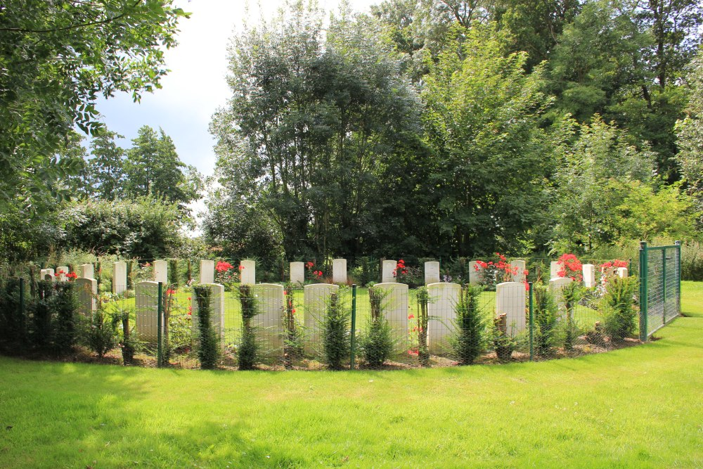 Commonwealth War Graves Beveren-IJzer