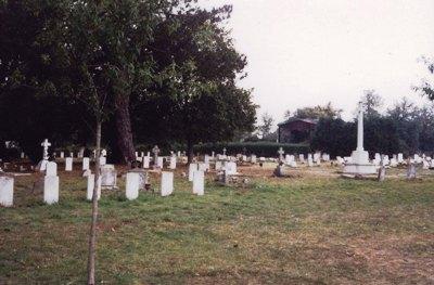 Oorlogsgraven van het Gemenebest Bulford Cemetery