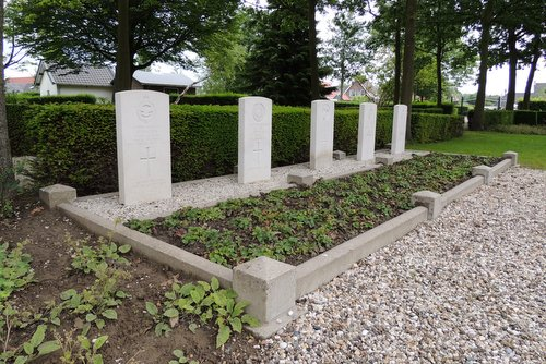 Commonwealth War Graves Kamperland