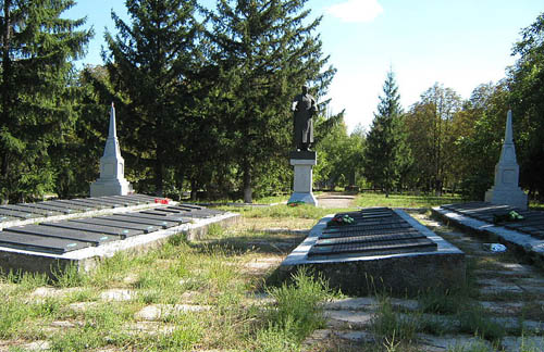 Soviet War Cemetery Kutsevolivka