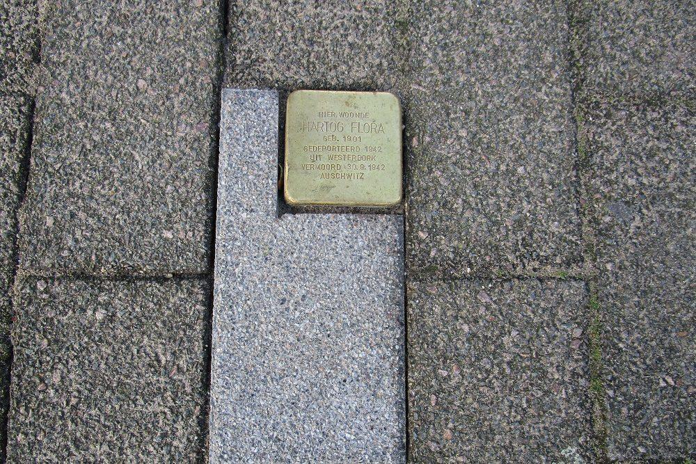 Stumbling Stone Prins Hendrikkade 94B