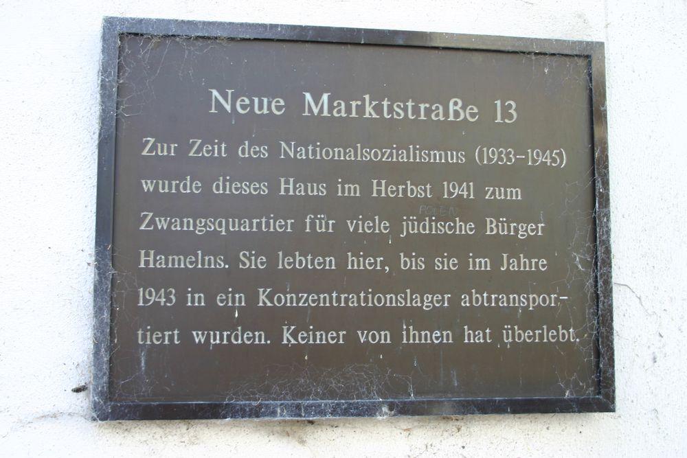 Forced Jewish Accommodation (Zwangsquartier)