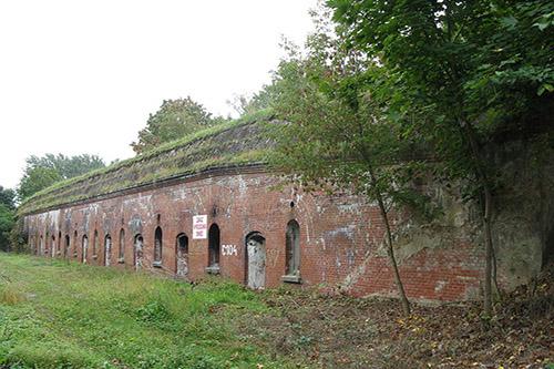 Festung Thorn - Fort X