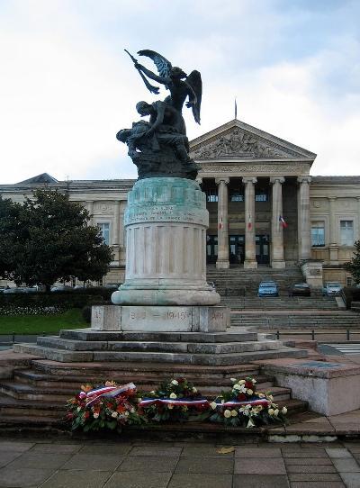 War Memorial Angers