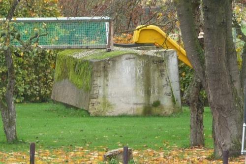 Group Shelter Type 1916/II Heulstraat
