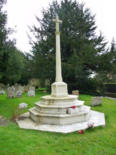 War Memorial Wickham