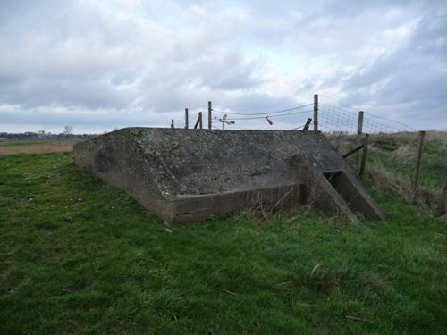 Groepsschuilplaats Type 1918/I Spaarndam