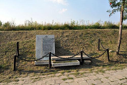 Memorial Russian Prisoners of War 1942-1944