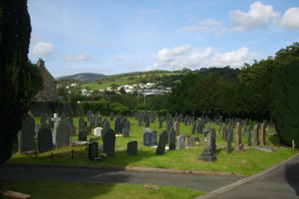 Commonwealth War Graves Dolgellau Nonconformist Cemetery