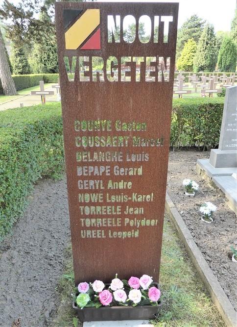 Memorial Cemetery Oostduinkerke