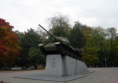 T-34/85 Tank Dnipropetrovsk