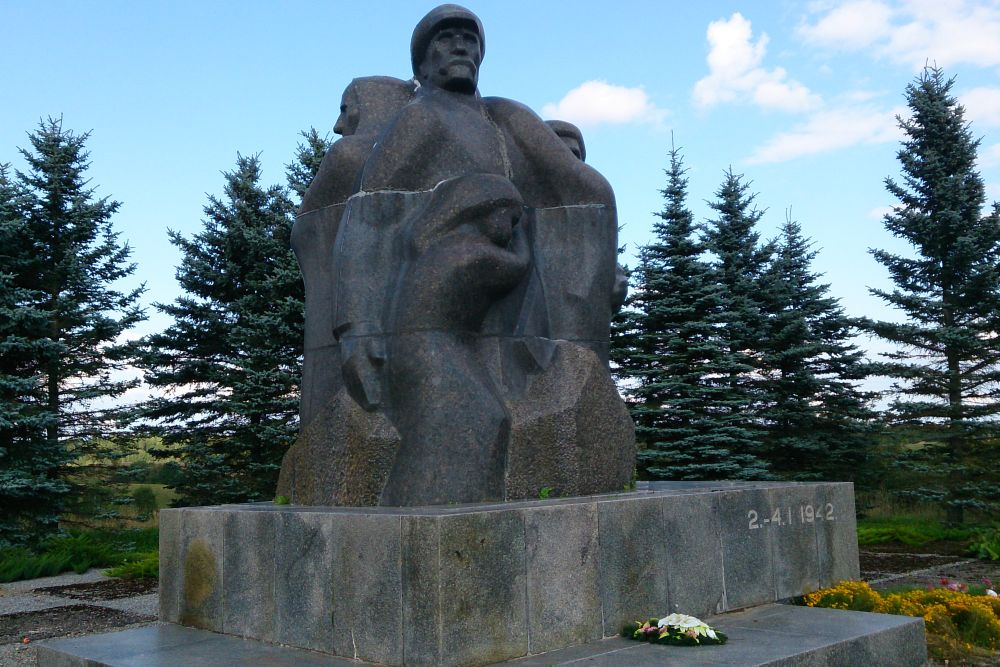 Memorial Audriņi Massacre
