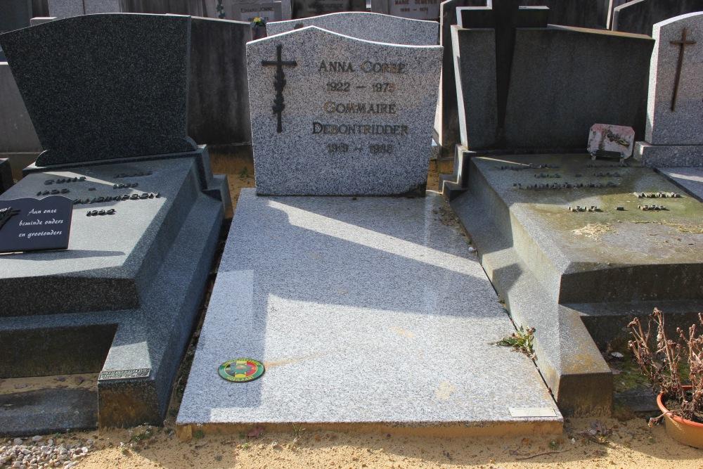 Veteran War Graves Hoeilaart