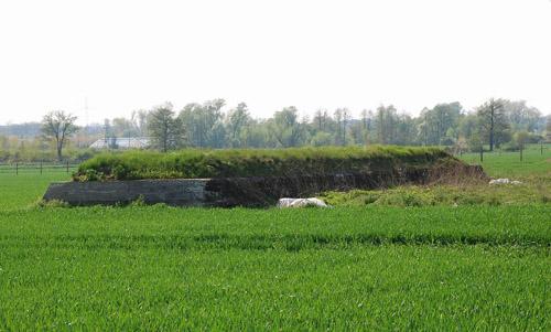 Festung Breslau - Infanterie Stutzpunkt 16 (I.St.-16)