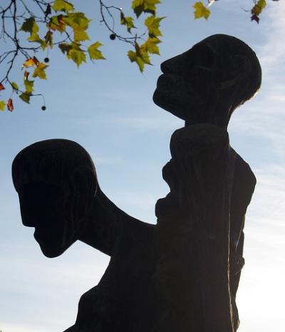 Monument Buchenwald