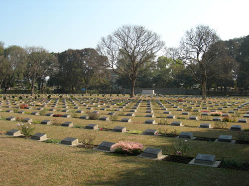 Commonwealth War Cemetery Imphal