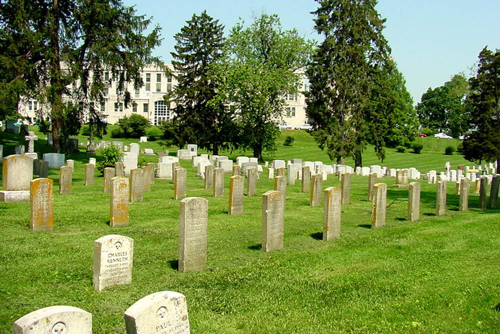 American War Graves United States Naval Academy Cemetery