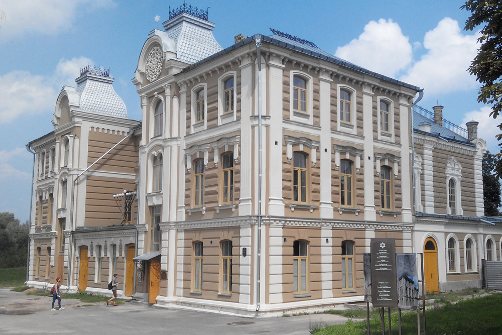 Great Synagogue of Grodno