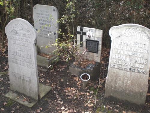 Dutch War Graves (Zuiderbegraafplaats)