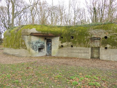 Bunker 9 Stützpunkt Brünhild 'Park Toorenvliedt'
