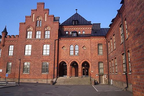 Kvibergs Military Barracks