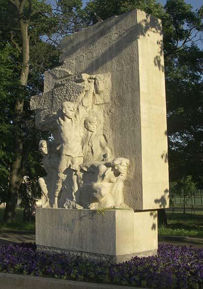 Monument Jonge Helden Verdedigers van Leningrad