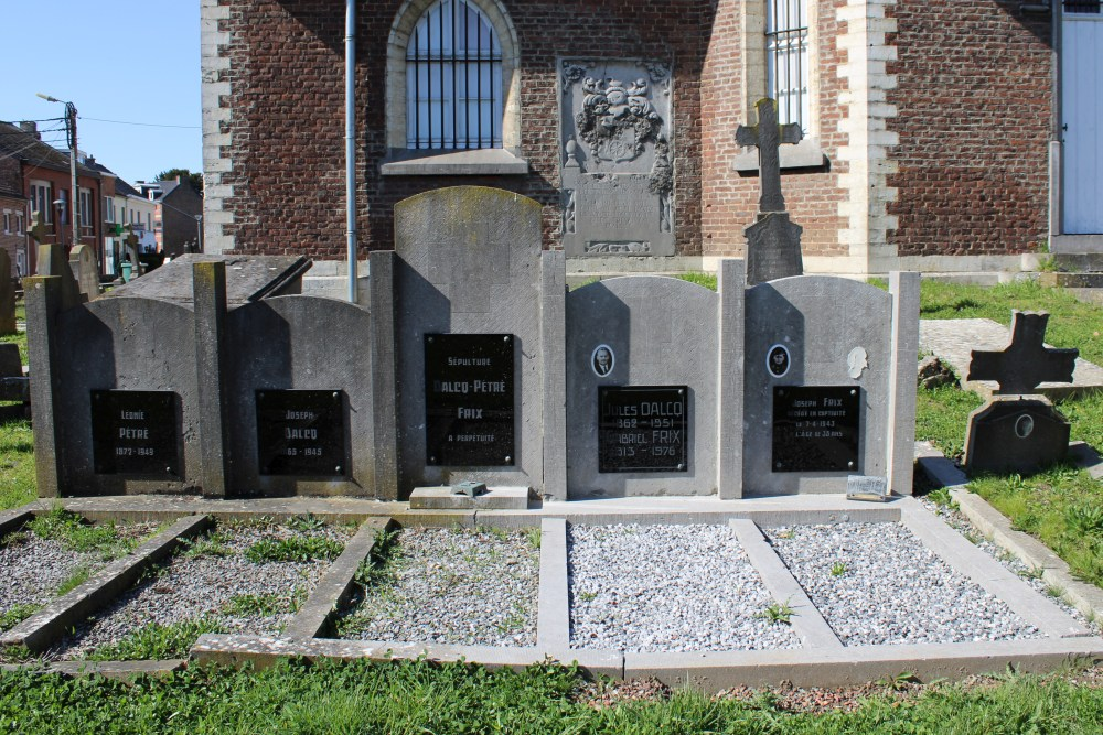 Belgian War Grave Beauvechain
