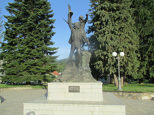 Partisan Memorial Kolasin