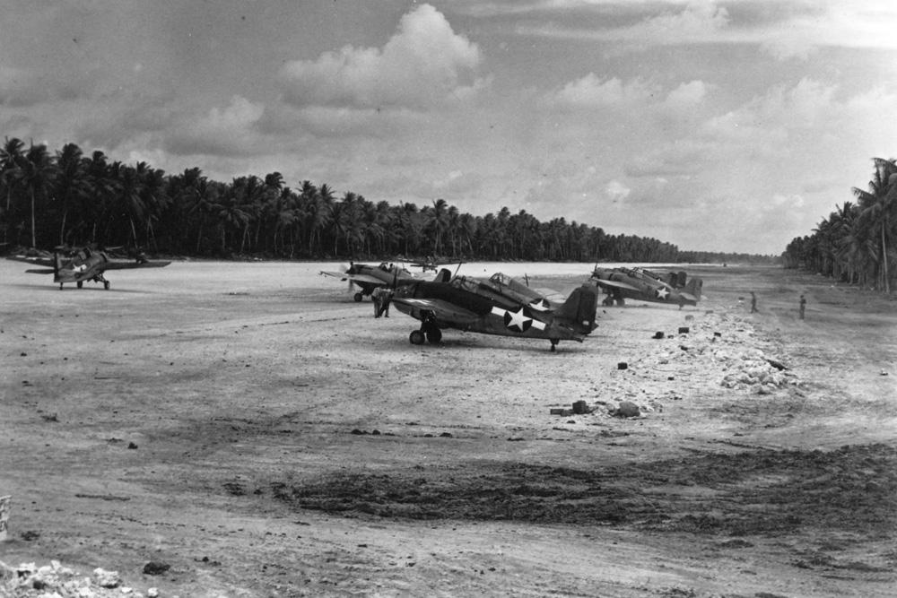 Nanumea Airfield