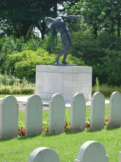 Nederlandse Oorlogsgraven Dordrecht
