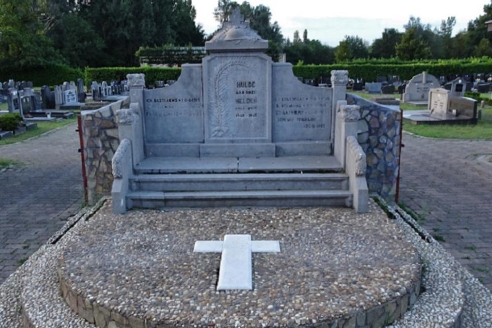 War Memorial Emblem Ranst