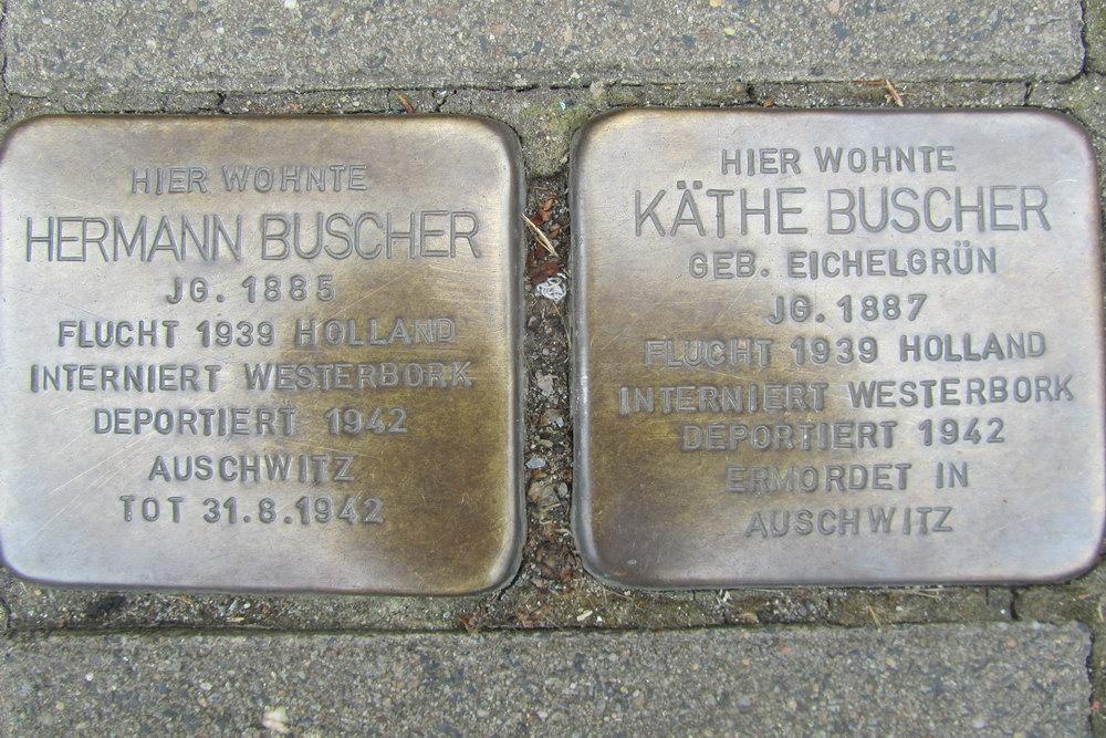 Stolpersteine Domstraße 45a