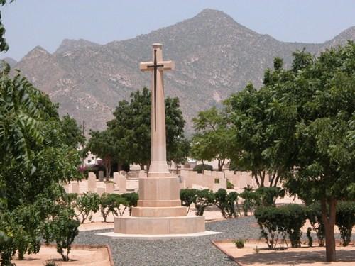 Oorlogsbegraafplaats van het Gemenebest Keren