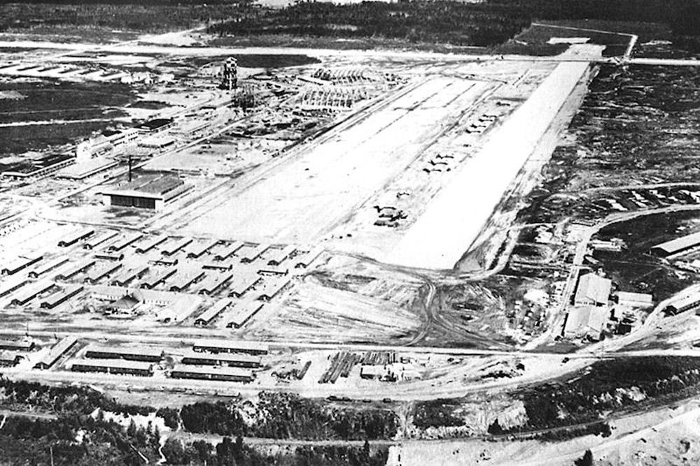 Elmendorf (Field) Air Force Base