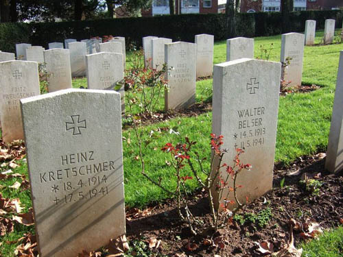 German War Graves Exeter