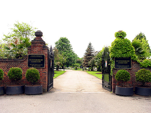 Graven Poolse Veteranen Gunnersbury Cemetery