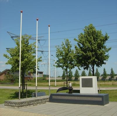 Lancaster Memorial Papendrecht