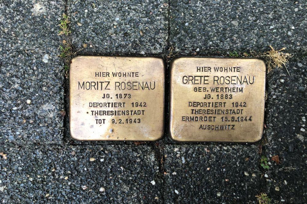 Stumbling Stones Adolfsallee 16