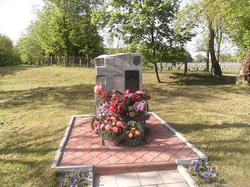 Massagraf Slachtoffers Nationaal-socialisme Brest