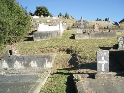 Oorlogsgraf van het Gemenebest Tuamarina Cemetery