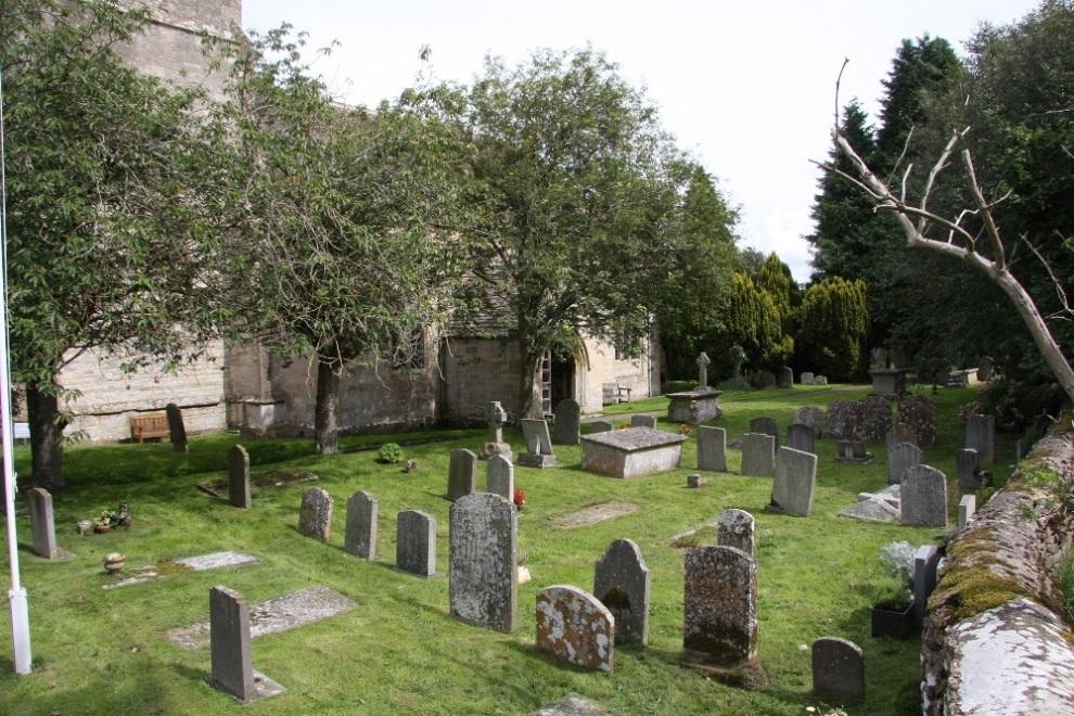Commonwealth War Graves Holy Cross Churchyard