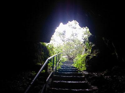 Shiraume-tai Cave