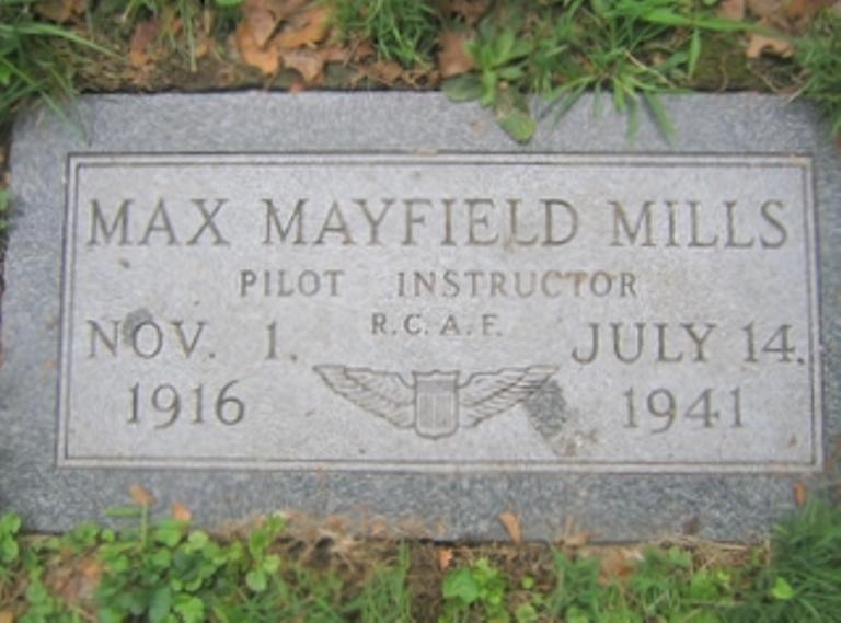 Commonwealth War Grave Oak Grove Cemetery