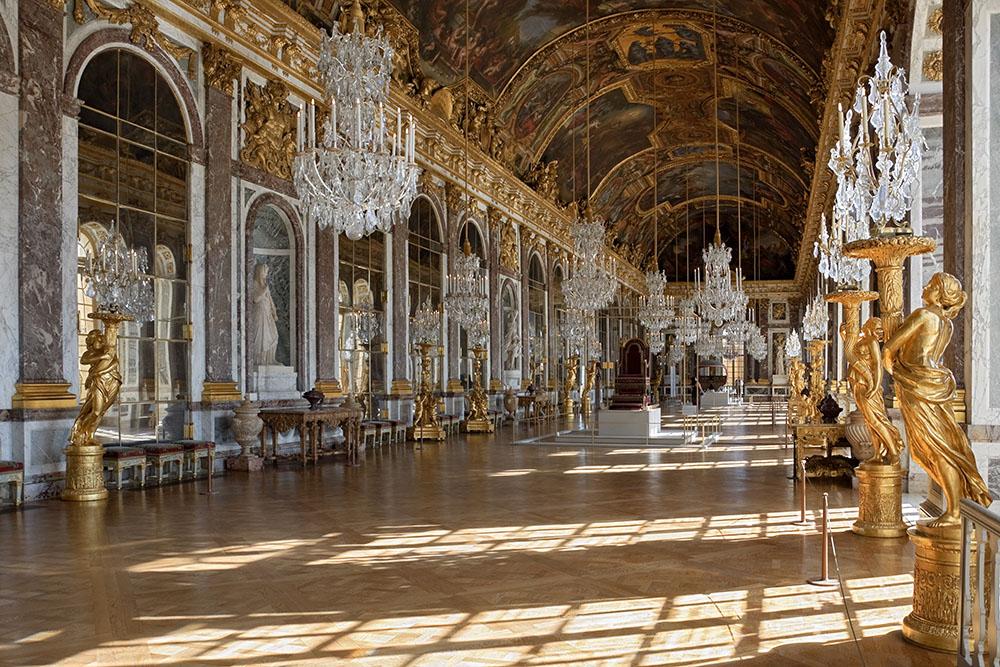 Paleis Van Versailles.Versailles Palace Versailles Tracesofwar Com