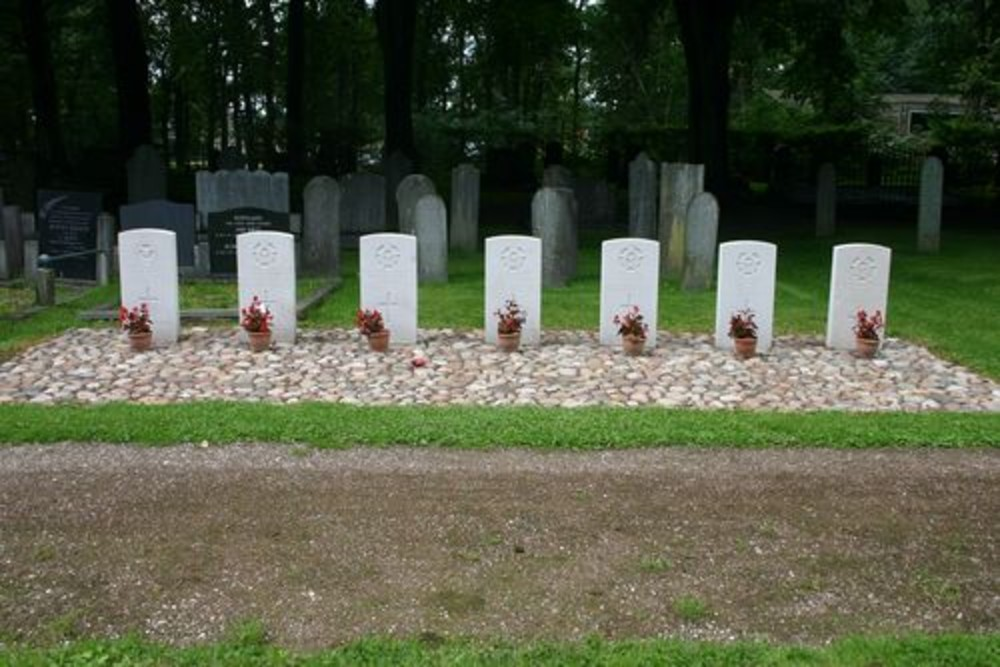 Commonwealth War Graves Diever