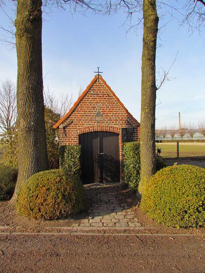 Bomkapelleke (Bomb-Chapel) Koolskamp