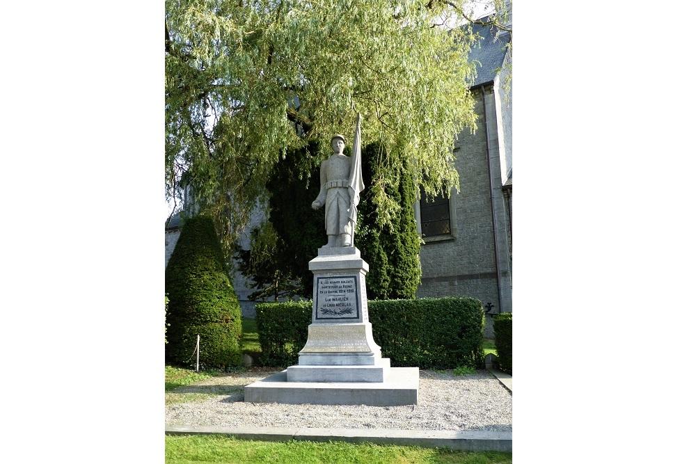 War Memorial Gonrieux